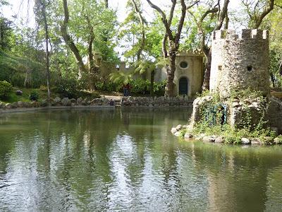 Jardines del Palacio de Pena, Sintra