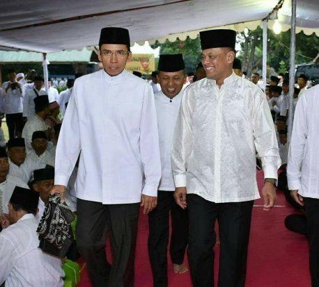 Ditanya Pilih Jokowi atau Prabowo di Pilpres, Ini Jawaban TGB