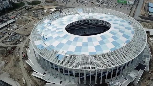 Nizhny-Novgorod-Stadium