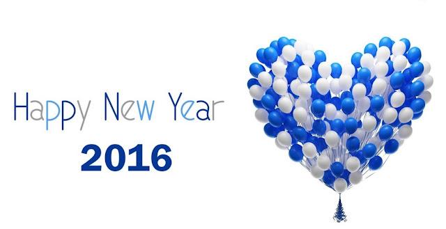 Happy New Year 2016 Food Ideas