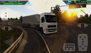 Heavy Truck Simulator MOD APK