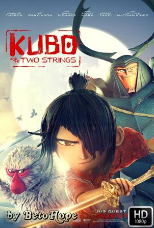 Kubo Y La Busqueda Samurai [1080p] [Latino-Ingles] [MEGA]
