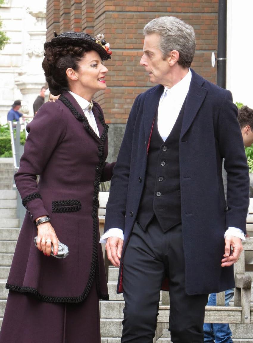 Making my 12th doctor costume: Capaldi waistcoat - pattern ...  Making my 12th ...