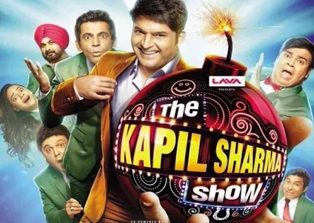 The Kapil Sharma Show 185MB 28th August 2016 WEBHD Ep38 480p