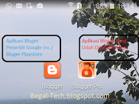Bloger Mod Desktop Di Mobile