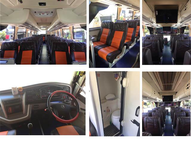 95 Koleksi Gambar Denah Kursi Bus Pariwisata HD