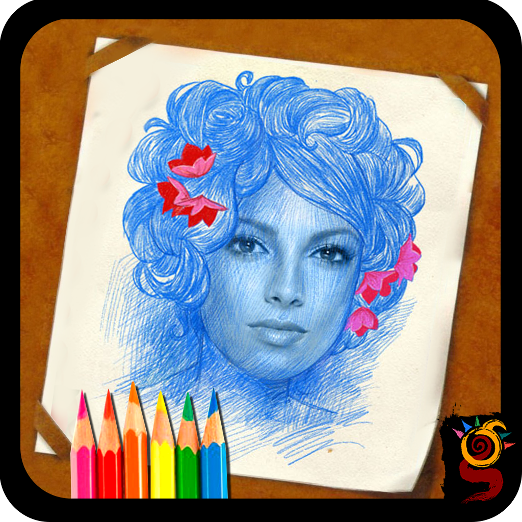 Pencil fashion is automatically converts your photo into beautiful sketch this app has 25 amazing sketches to use try it now and create wonderful pencil