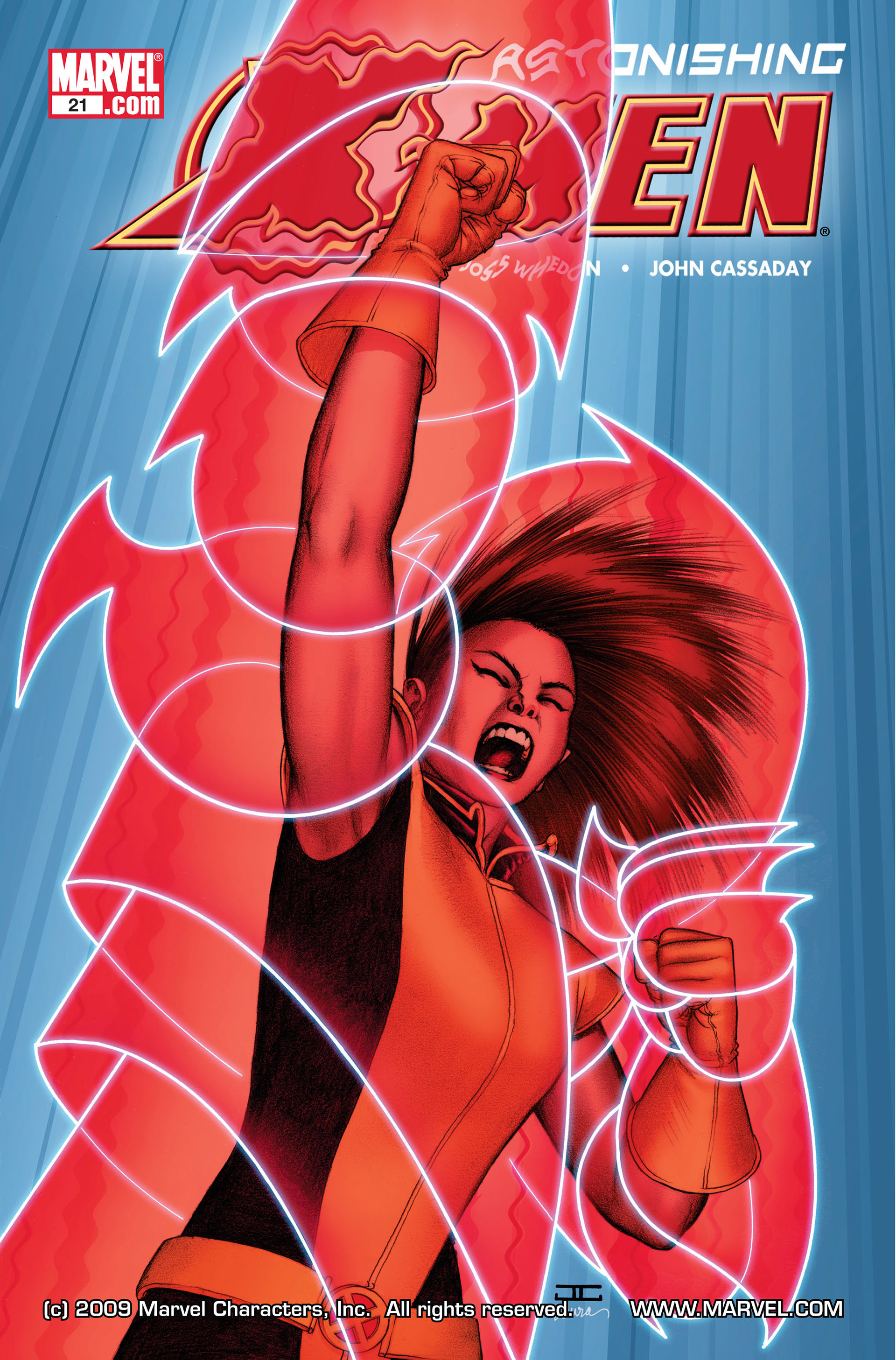 Astonishing X-Men (2004) 21 Page 1