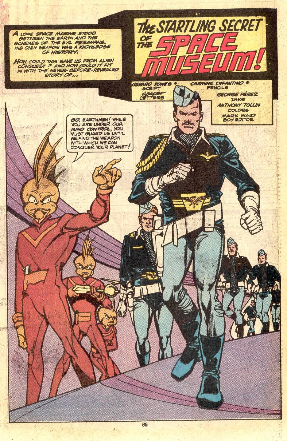 Read online Secret Origins (1986) comic -  Issue #50 - 88