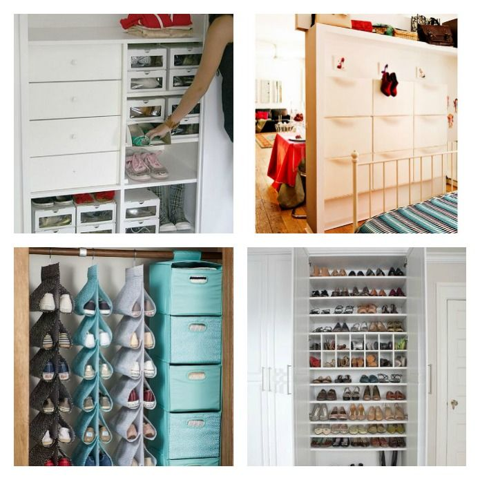 armarios zapateros, contenedores, perchas para zapatos