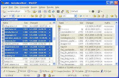 POUR XP GRATUIT WINSCP TÉLÉCHARGER WINDOWS