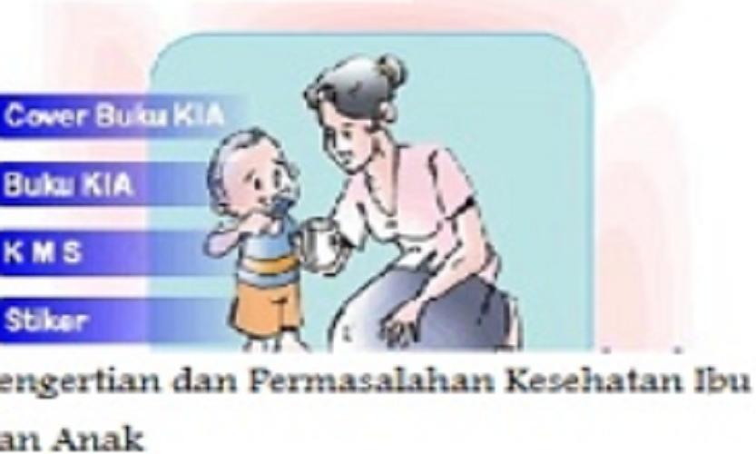 Permasalahan Kesehatan Ibu dan Anak