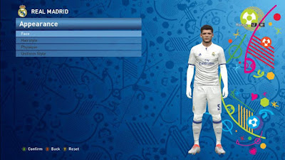 Option File PES 2016 untuk PES Patch 5.4 update 20 Juli 2016