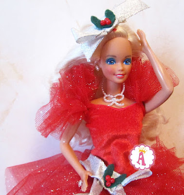Barbie Happy Holidays 80s