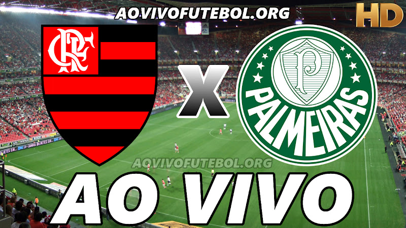 Assistir Flamengo x Palmeiras Ao Vivo HD