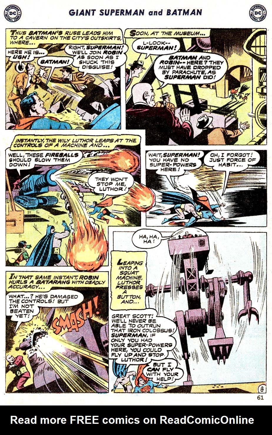 Read online World's Finest Comics comic -  Issue #179 - 63