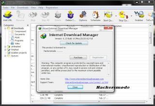 Internet Download Manager 6.25 build 18 Hacks