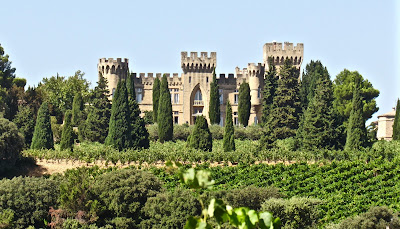 Chateau des Fines Roches in Chateauneuf-du-Pape