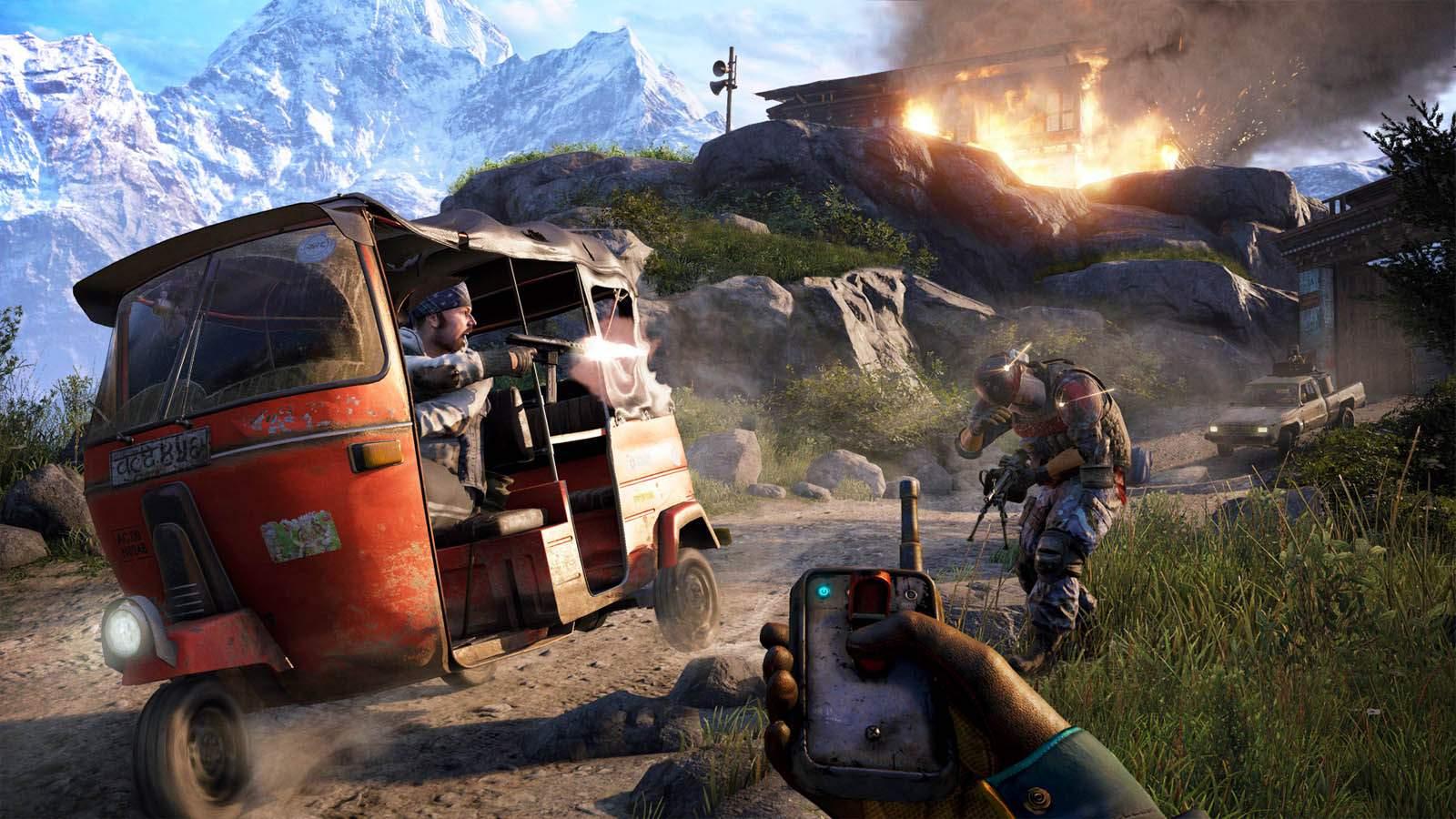 تحميل لعبة الاكشن والاثارة الممتعة Far Cry 4 النسخة الكاملة مضغوطة برابط واحد سريع جدا Far%2BCry%2B4%2BFull%2BPC%2BGame%2BDownload%2BDirect%2BLink