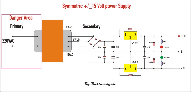 Picture 1 Of Power Supply Circuit Design Basics