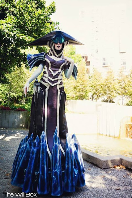 The gallery for --> Lissandra League Of Legends Cosplay
