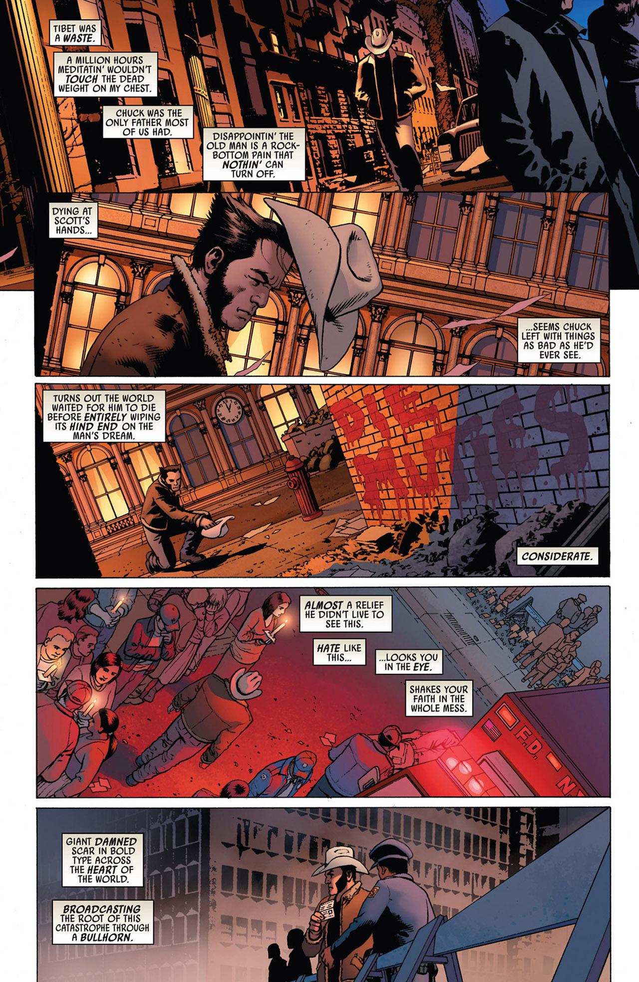 Read online Uncanny Avengers (2012) comic -  Issue #2 - 3