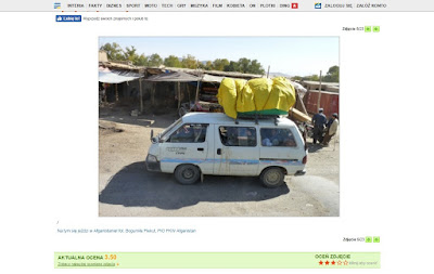 Toyota, Afganistan