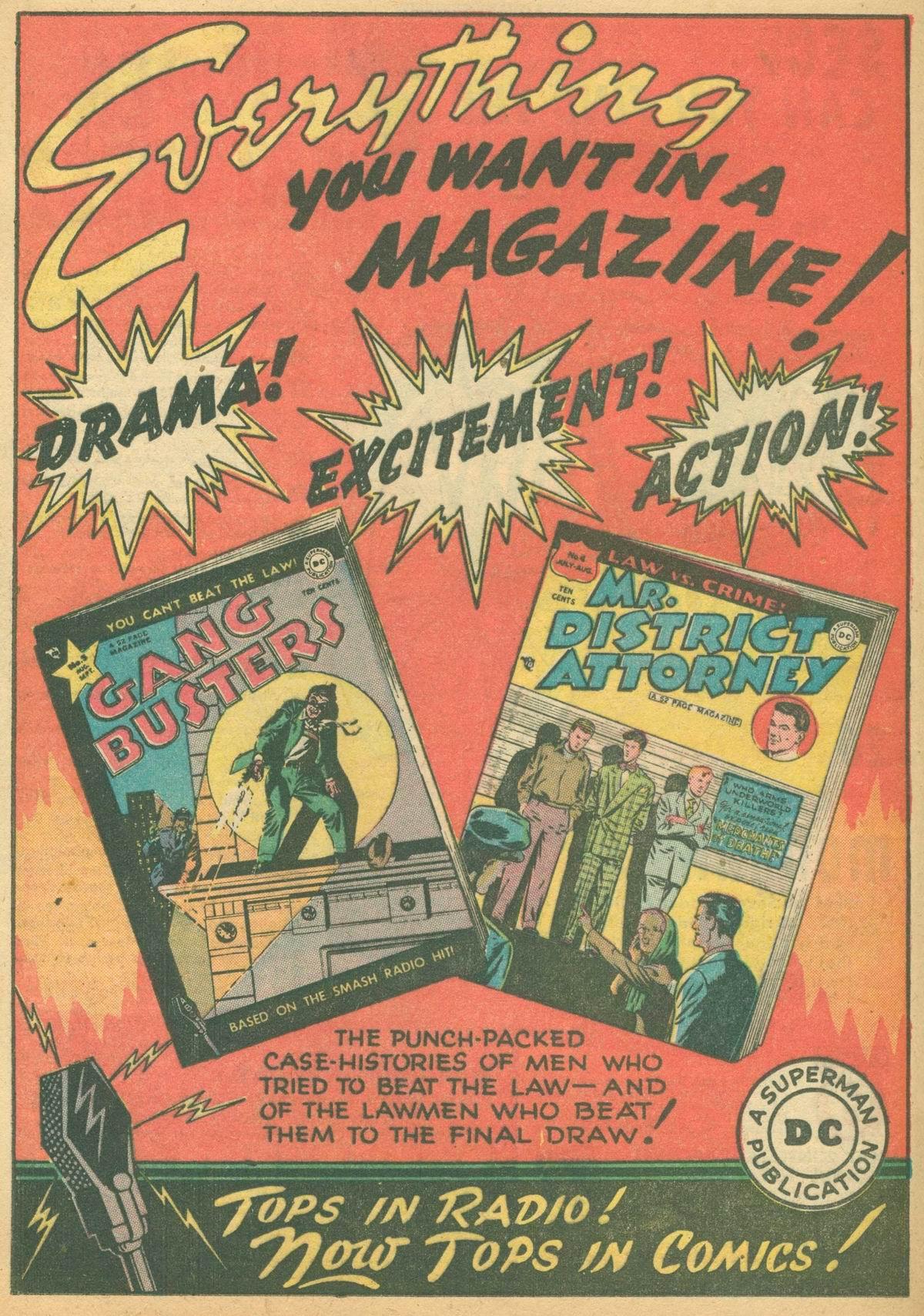 Detective Comics (1937) 138 Page 33