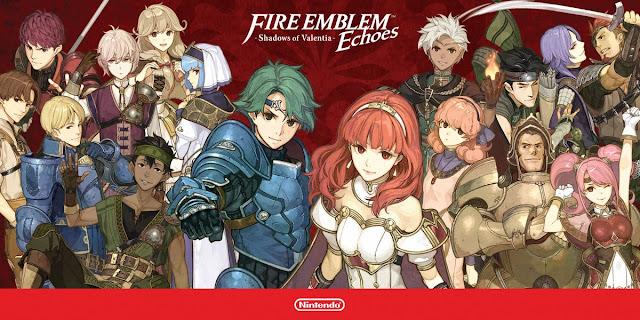 Detallado el contenido descargable de Fire Emblem Echoes: Shadow Of Valentia