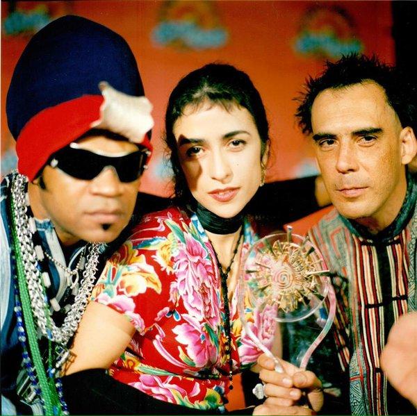 Tribalistas - Tribalistas (2002)