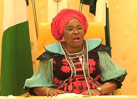 Funny Reactions to Patience Jonathan's Bid for Senate
