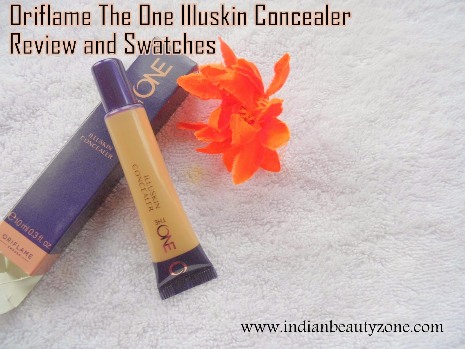 Oriflame products concealer