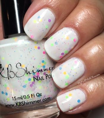 KBShimmer Summer 2016; Neon Me