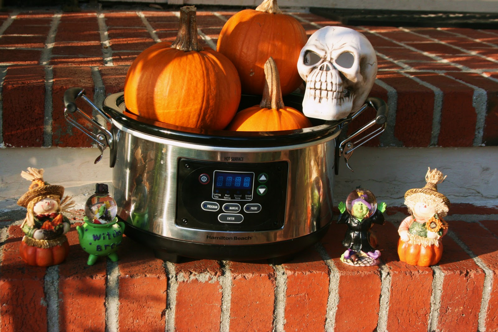 A Year Of Slow Cooking Halloween Slow Cooker Recipes