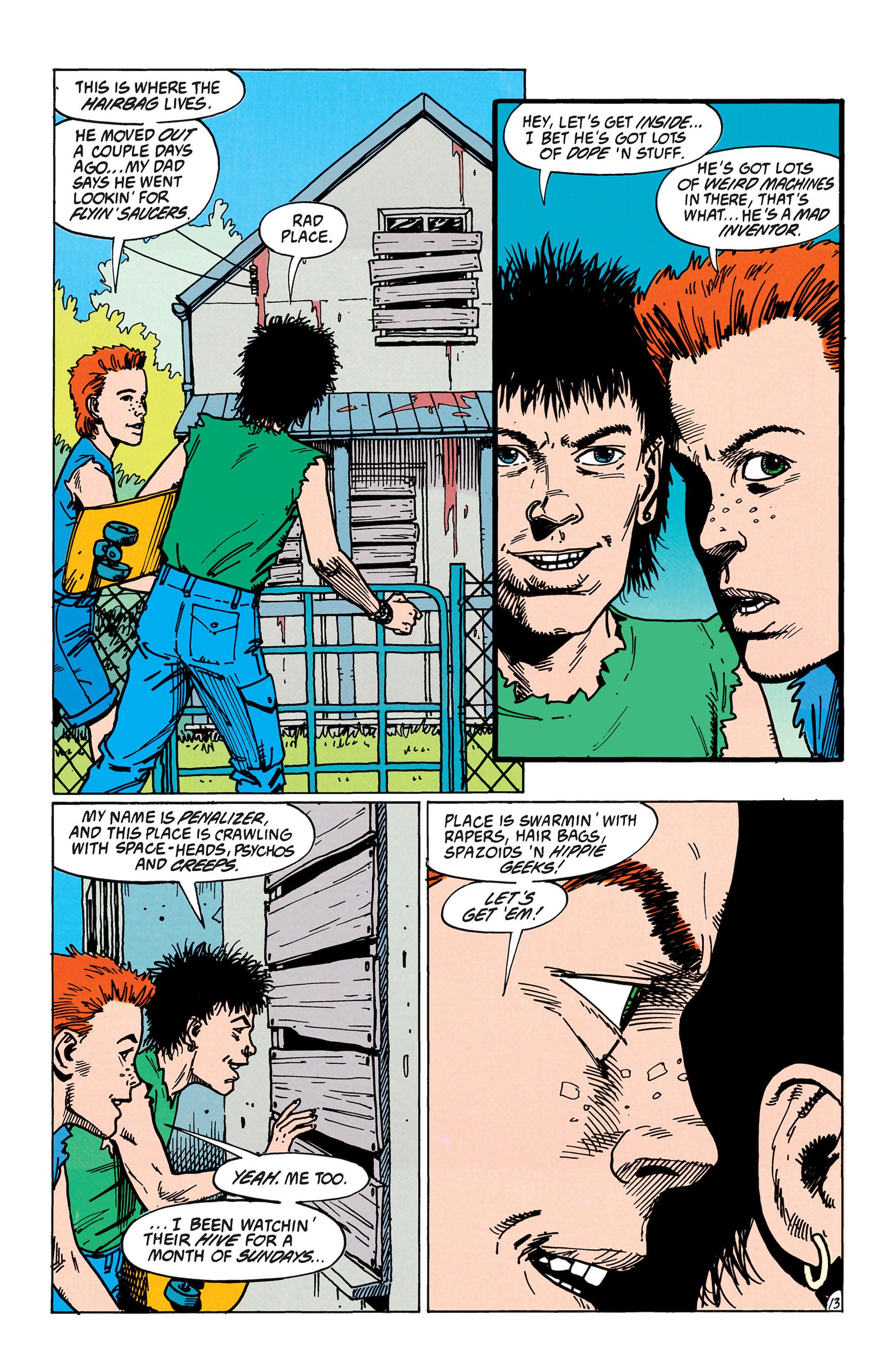 Read online Animal Man (1988) comic -  Issue #38 - 14