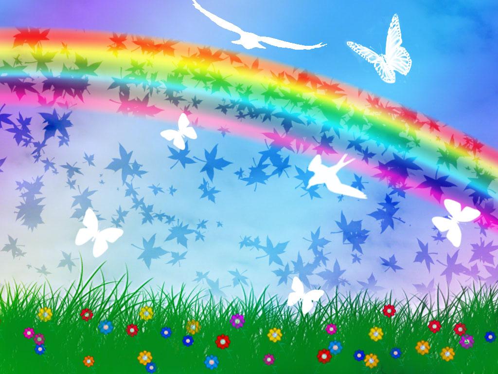 Rainbow Wallpaper: Wallpapers: Rainbow