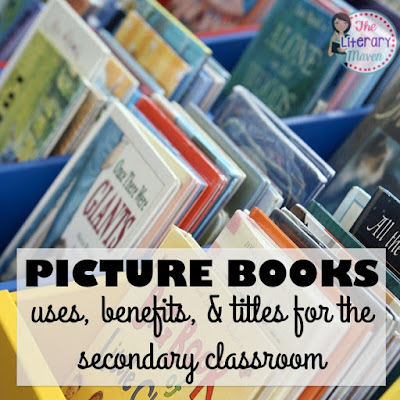 Middle and High School English Language Arts teachers discussed using picture books in the secondary classroom: purposes, benefits, and favorite titles. Join secondary English Language Arts teachers Tuesday evenings at 8 pm EST on Twitter.