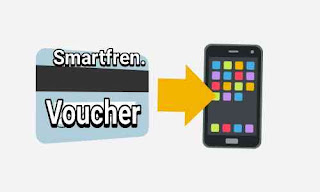 Cara memasukkan voucher smartfren untuk mengisi kuota data