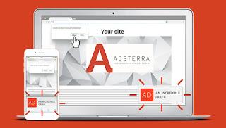 Adsterra - publicidad de notificaciones automáticas