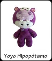 Yoyo hipopótamo
