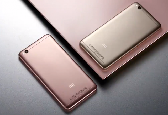 Xiaomi Announces Redmi 4 and Redmi 4A