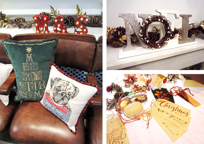 M&S Christmas Decorations, gifts and wrap