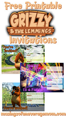 free bear and the lemmings party