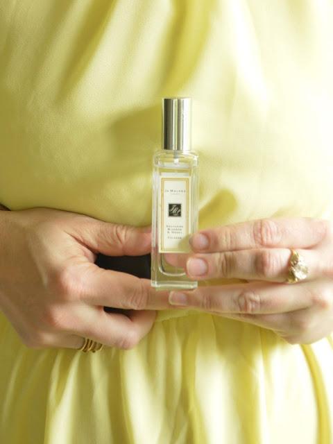 Jo Malone Perfume Bottle