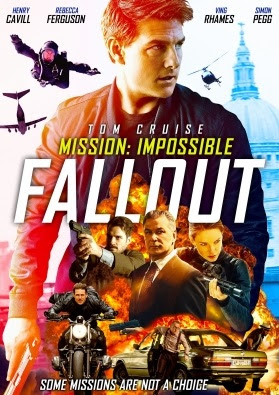 Mission: Impossible – Fallout [2018] [NTSC/DVDR- Custom HD] Ingles, Subtitulos Español Latino