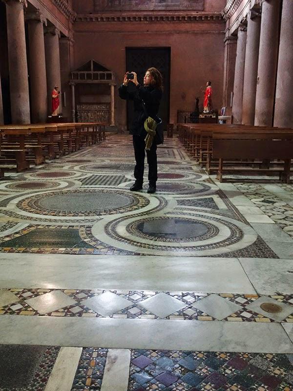 sao lourenco guia de roma patricia - Basílica de São Lourenço Fora dos Muros