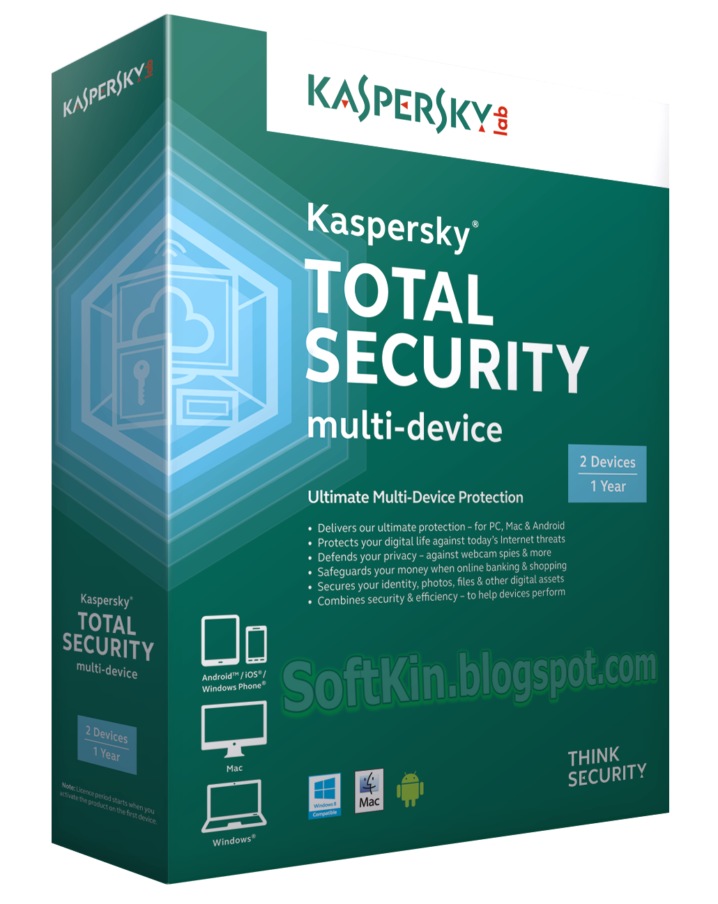 kaspersky internet security download standalone