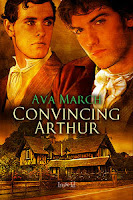 Review: Convincing Arthur by Ava March