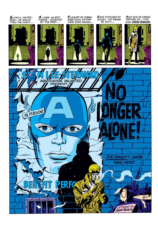 Read online Captain America (1968) comic -  Issue #110 - 2