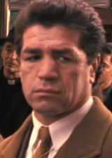 Antuofermo played a bodyguard in The Godfather Part III